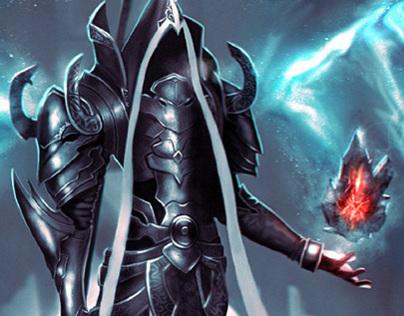 Diablo III - RoS Fanart Contest