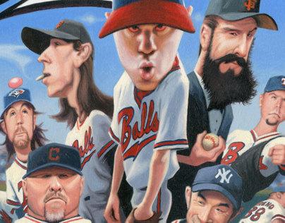 Its fun; baseballs fun.