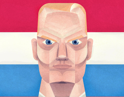 Frank De Boer for Kampion Football Card