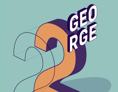 George Hardie Poster
