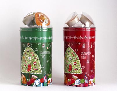 JUCHHEIM - Christmas packaging