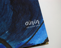 """Düşüş"" Hand illustrated fairy tale book"