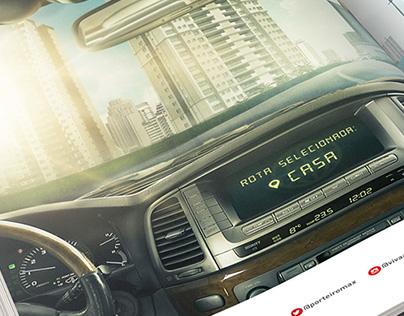 Máximo Construtora (Anúncios - revista automotiva)