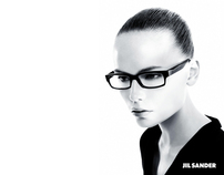 JIL SANDER EYEWEAR COLLECTIONS 2009
