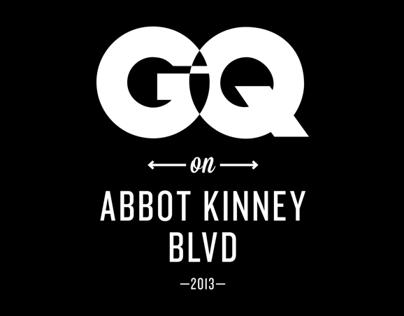 GQ on Abbot Kinney BLVD