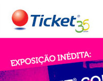EXPO PAT 35anos - Ticket®
