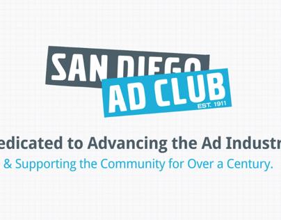 San Diego Ad Club Historic Timeline Video