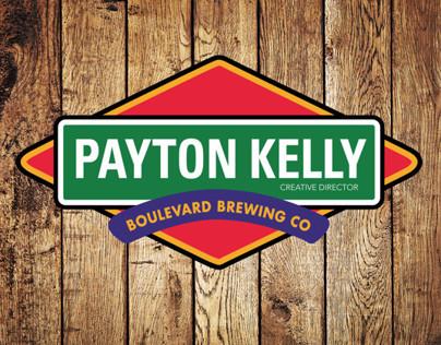 Design Speak Interview with Payton Kelly
