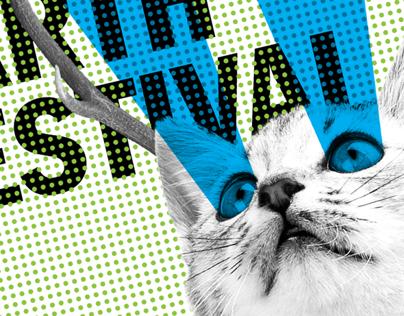 Whole Earth Festival - Poster Designs