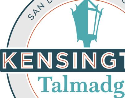Kensington Talmadge Community Logo & Website