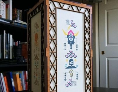 Japanese Lantern Project