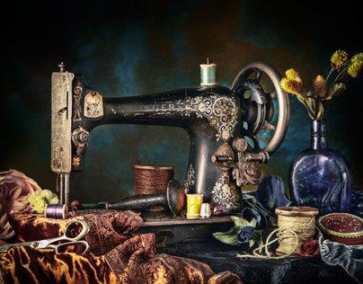 Dutch Masters-Inspired Still Life