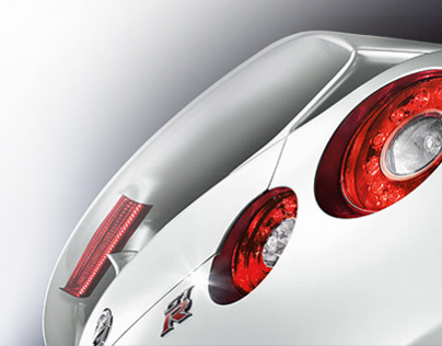 Nissan GTR automotive email