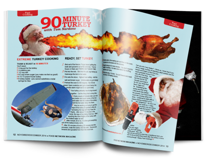 90 Minute Turkey Editorial