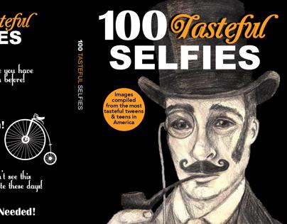 100 Tasteful Selfies, Book Cover