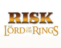Website Design for Lord of the Rings Risk