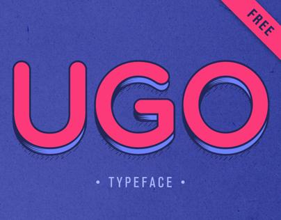 UGO   Typeface   Free Font