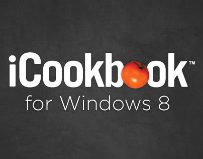 iCookbook for Windows 8
