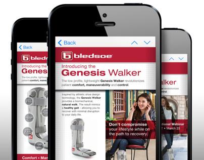 Bledsoe Genesis Walker