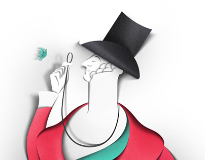 Eustace Tilley for New Yorker