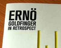 In Retrospect : Erno Goldfinger