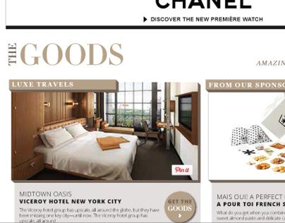 The Goods Branding/American Express Publishing
