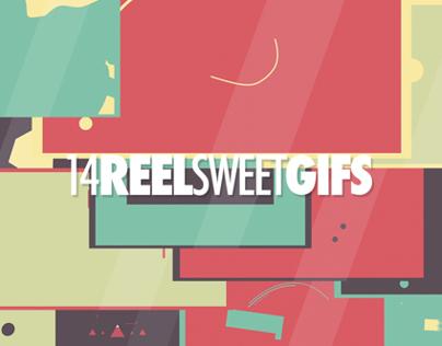 14 REEL SWEET GIFS