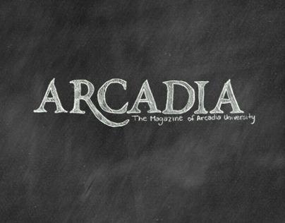 Arcadia Magazine Cover