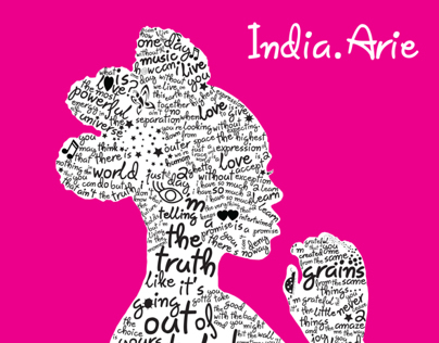 India.Arie Tour Poster