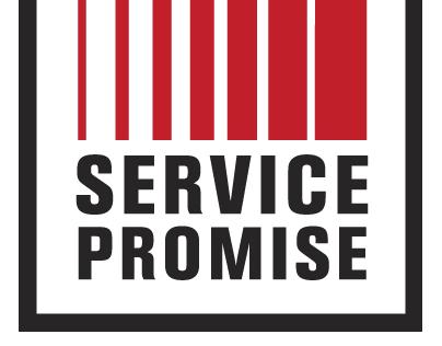 Grainger Service Promise