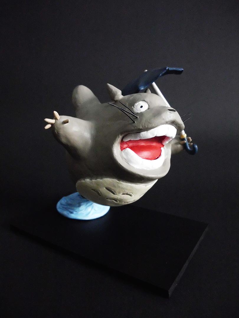 Totoro Sculpture