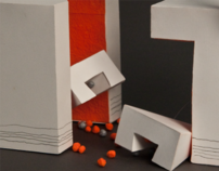 Experience encoded in 3D // Structural Packaging
