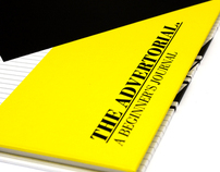 THE ADVERTORIAL / A Beginners Journal