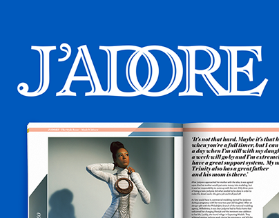JADORE Magazine