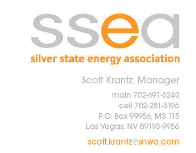 SSEA logo and identity