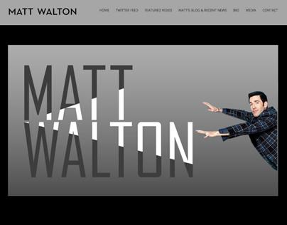 Actor website