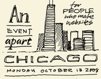 An Event Apart Chicago Sketchnotes