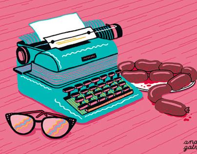 Female crime writers