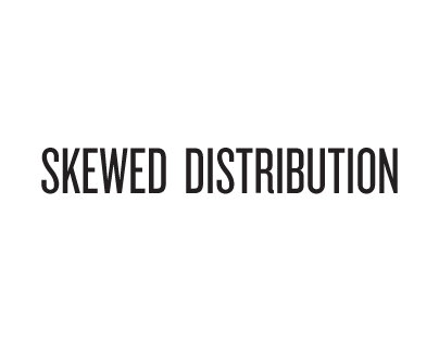 Skewed Distribution Media Kit