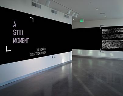 Gregory Crewdson Exhibition & Identity