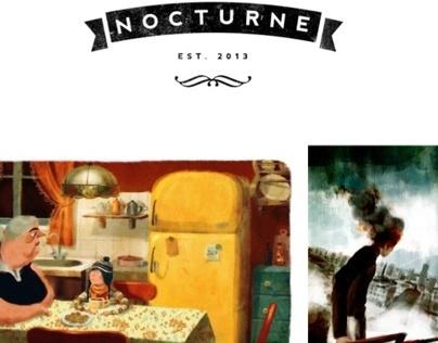 Artbook NOCTURNE
