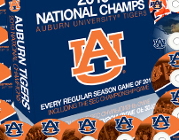 Auburn University Football - WarEagleDVD.com