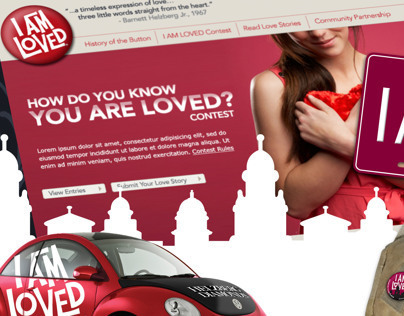 I am loved Campaign