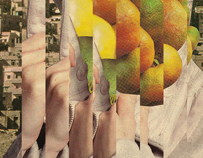 Psychedelic Collages