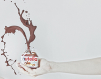 Nutella advertising