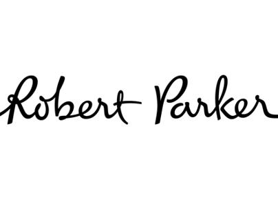 Robert Parker logotype [refused]
