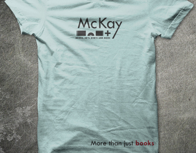 McKay Used Books, CD, DVD, and More Campaign