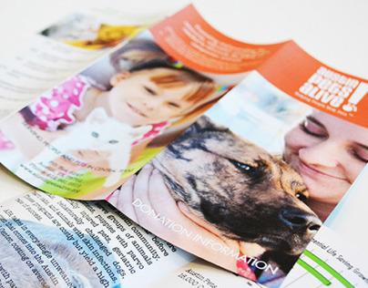 Donor Brochure | Austin Pets Alive!