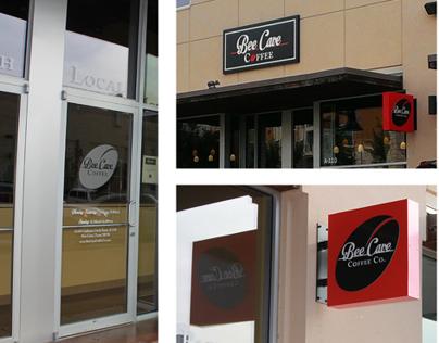 Brand Design | Bee Cave Coffee Company