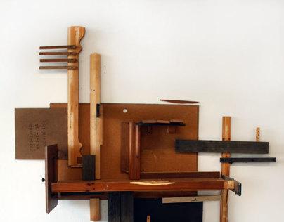 Lumber Collage